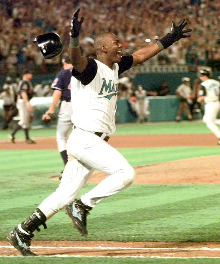 1997 WS: Marlins over Indians