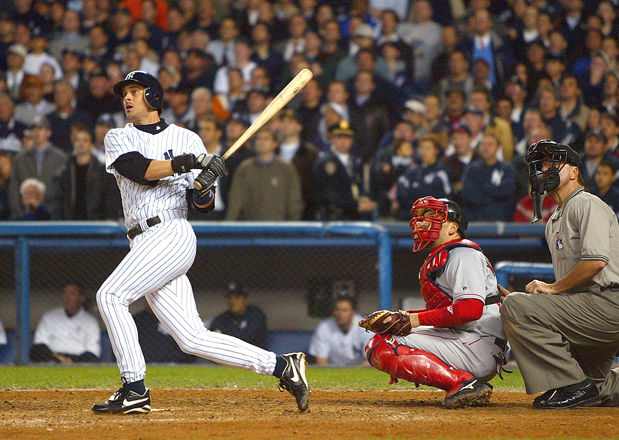 2003 ALCS: Yankees over Red Sox
