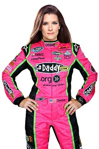 In addition to her involvement with the National Breast Cancer Foundation, Danica Patrick is a passionate advocate for Chronic Obstructive Pulmonary Disease awareness.