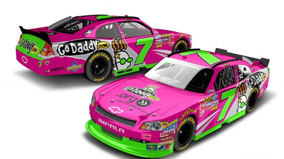 Danica Patrick's involvement has helped the National Breast Cancer Foundation elevate the profile of its campaign.