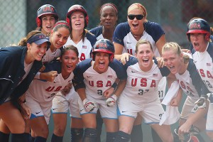 Having women's softball reinstated as an Olympic sport is high on the wish list.