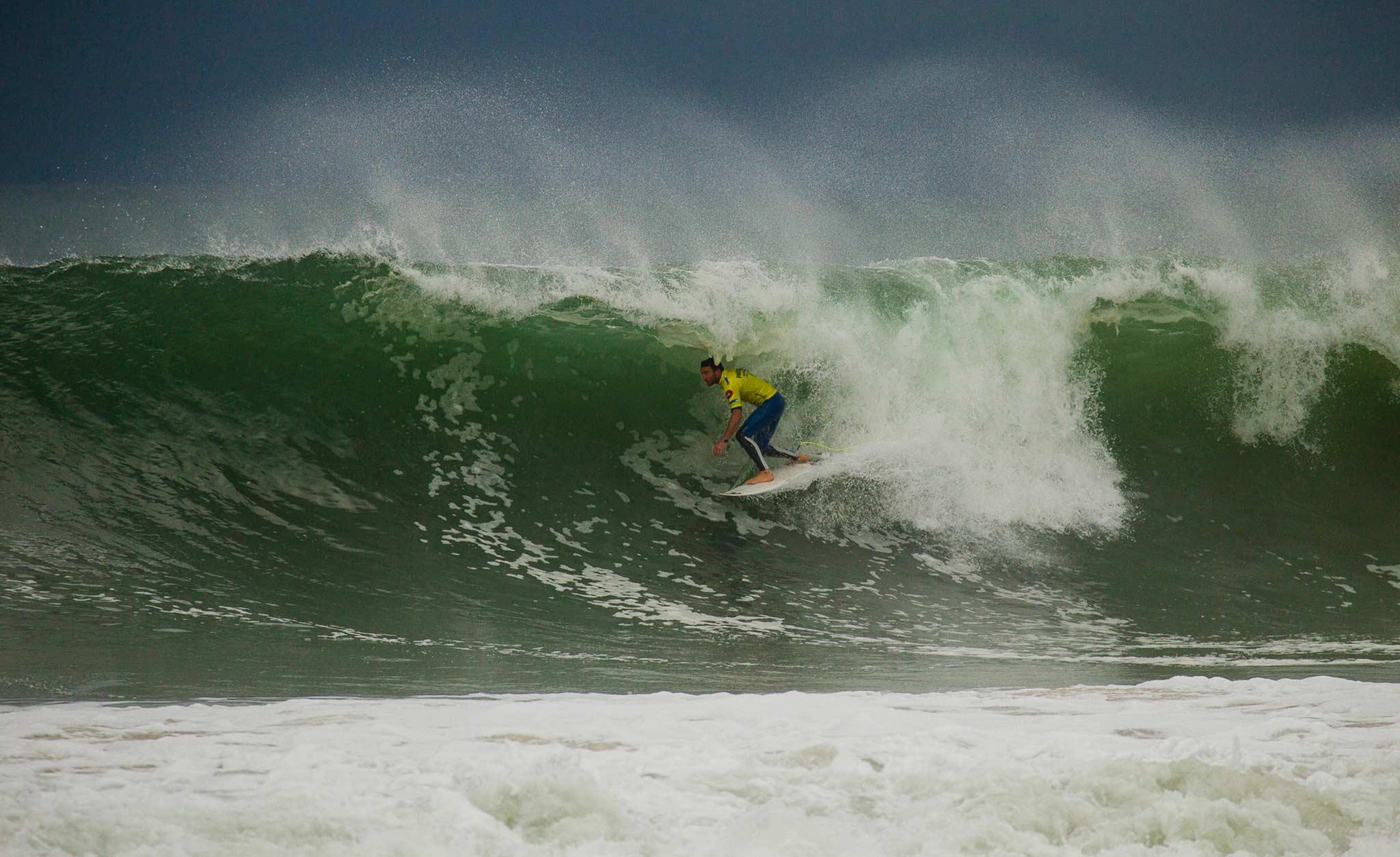 Joel Parkinson, Rip Curl Pro Portugal