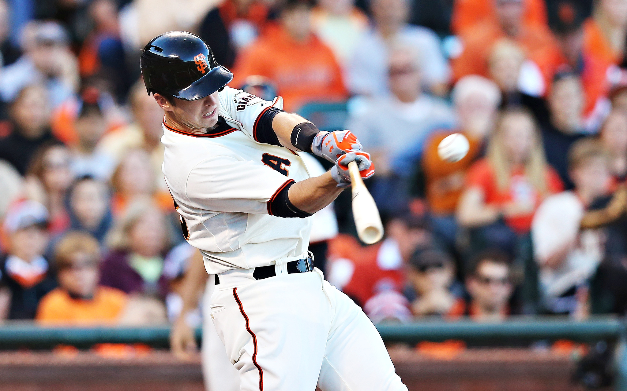 Best Plate Discipline: Buster Posey