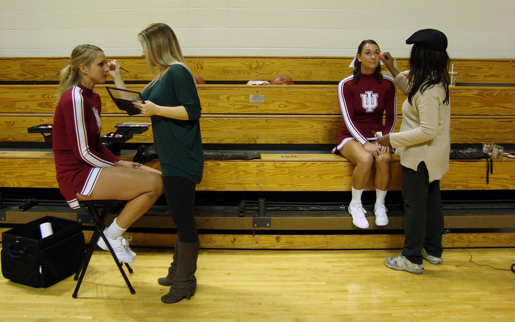 Cody Zeller: Behind the Scenes