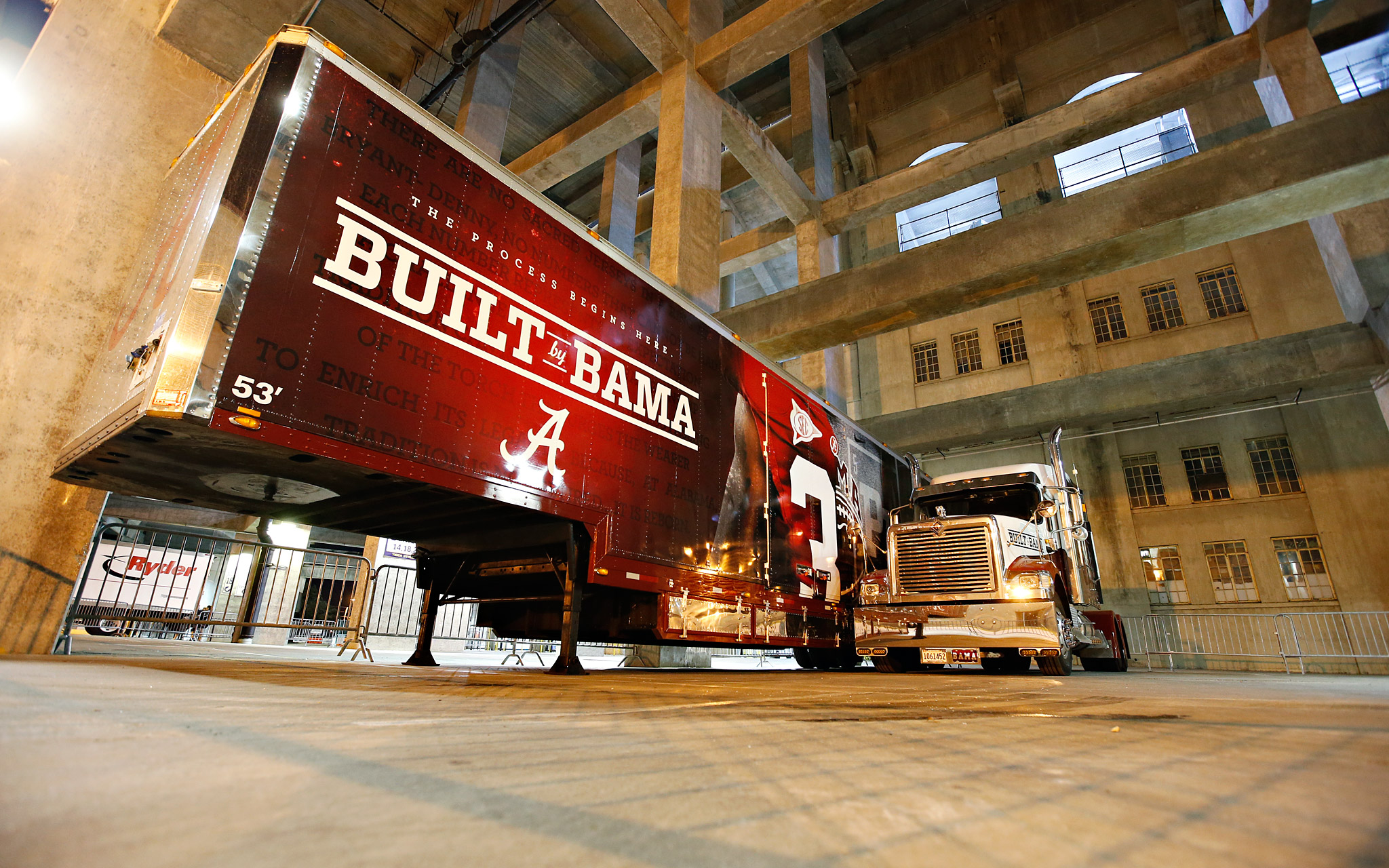Alabama Truck
