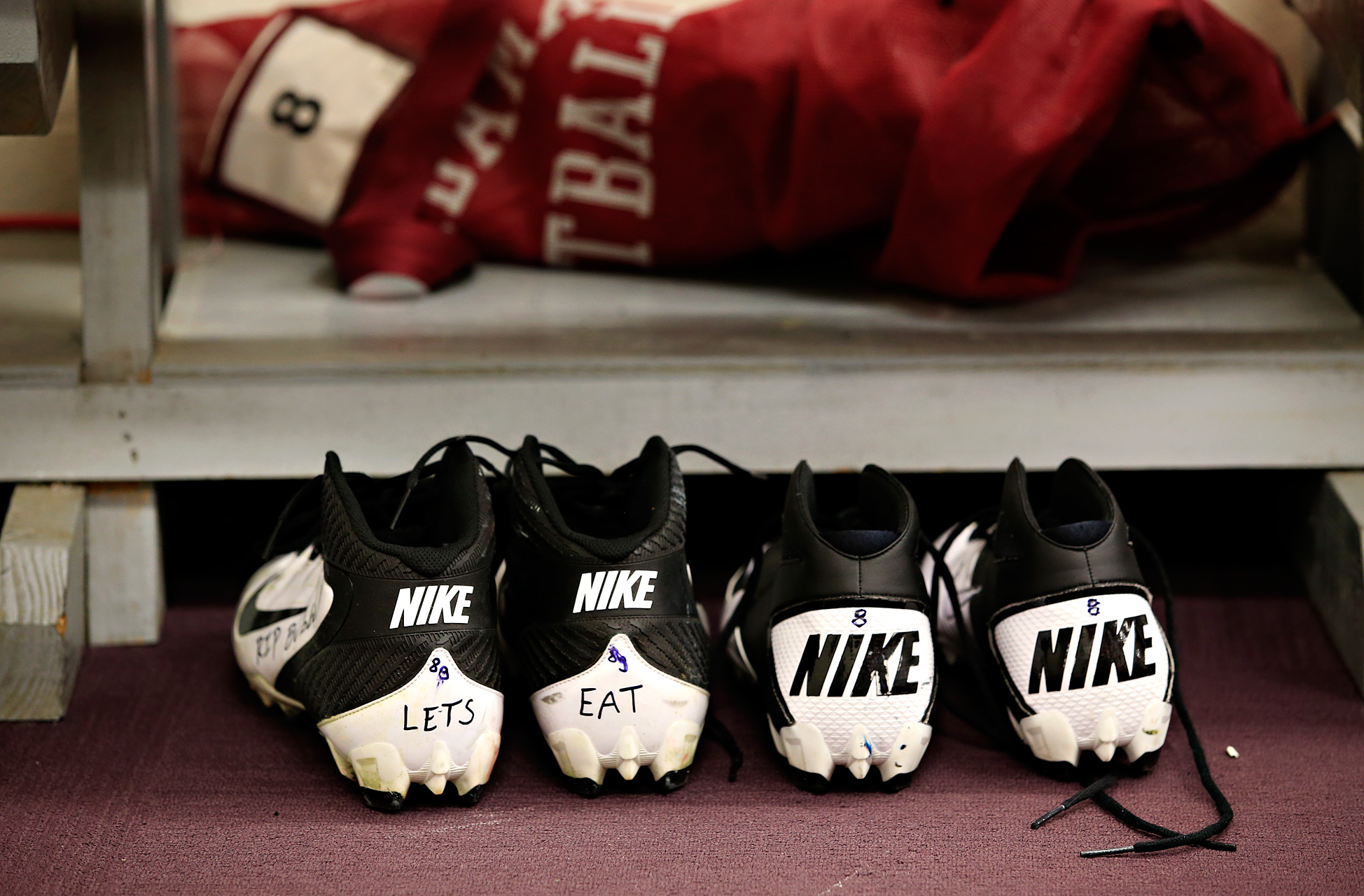 Bama Cleats