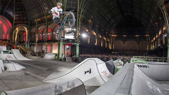 Ryan Nyquist, barspin nothing can-can. a class=launchGallery href=http://www.espn.com/action/photos/gallery/_/id/8593206/image/1/red-bull-skylines-red-bull-skylines-paris-franceiLaunch Gallery »/i/a