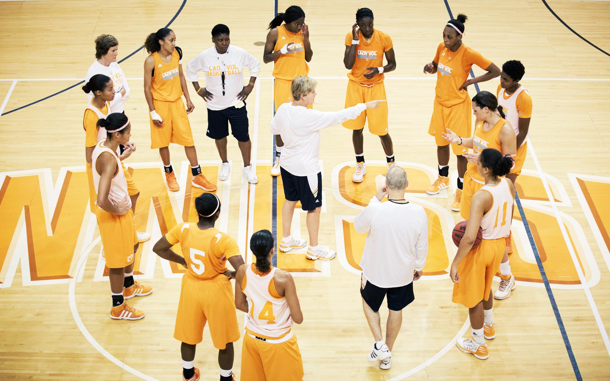 Lady Vols Basketball