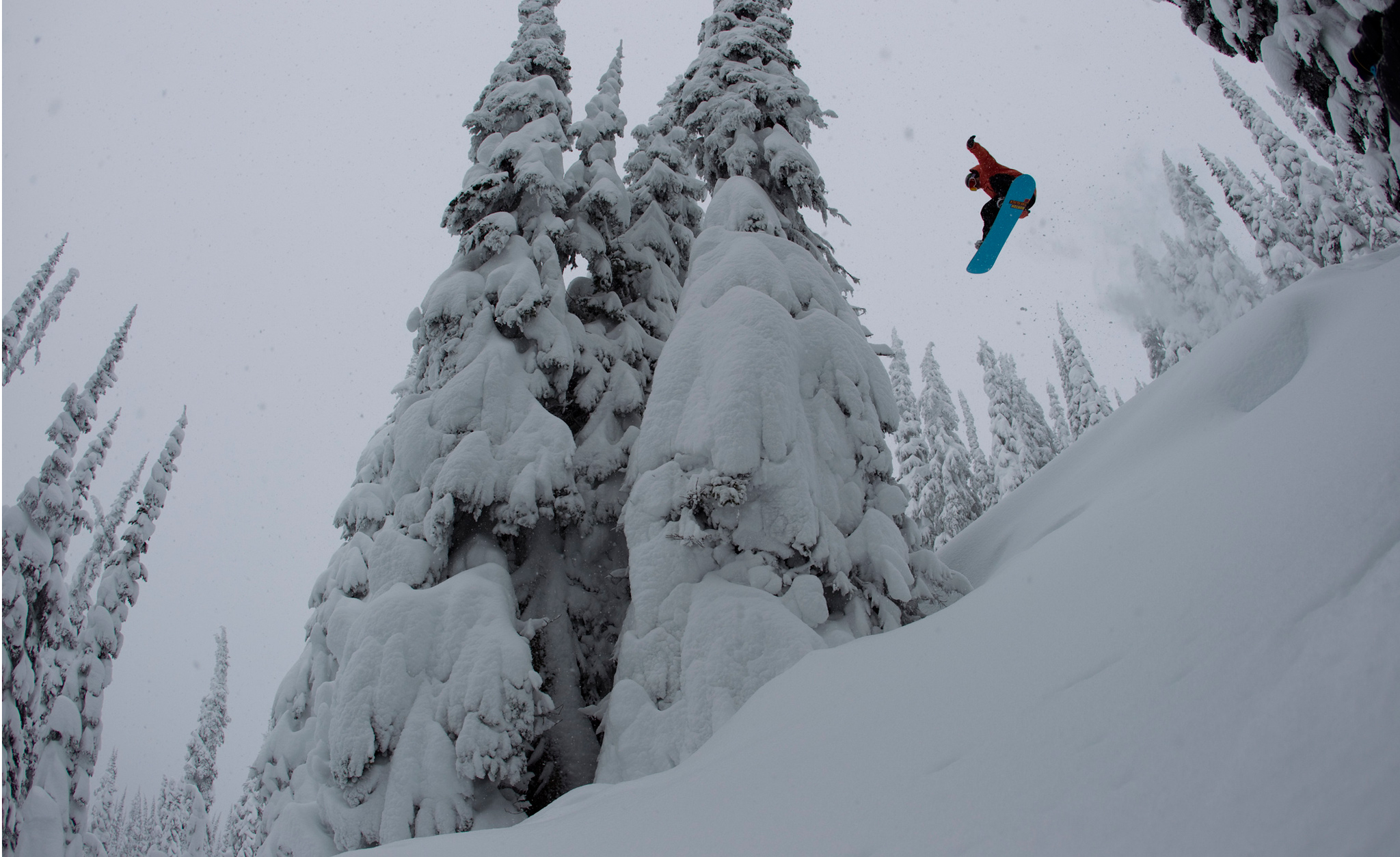 Mikey Rencz, Real Snow Backcountry