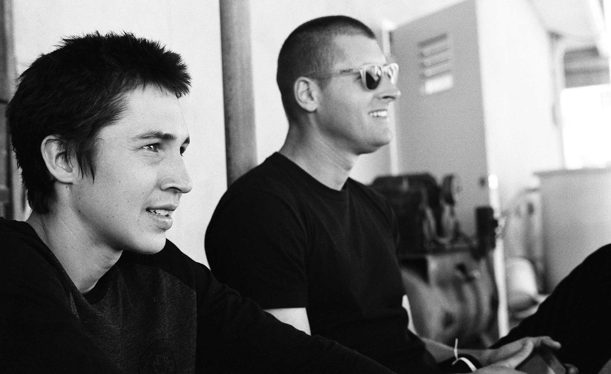 Elijah Berle and Ty Evens