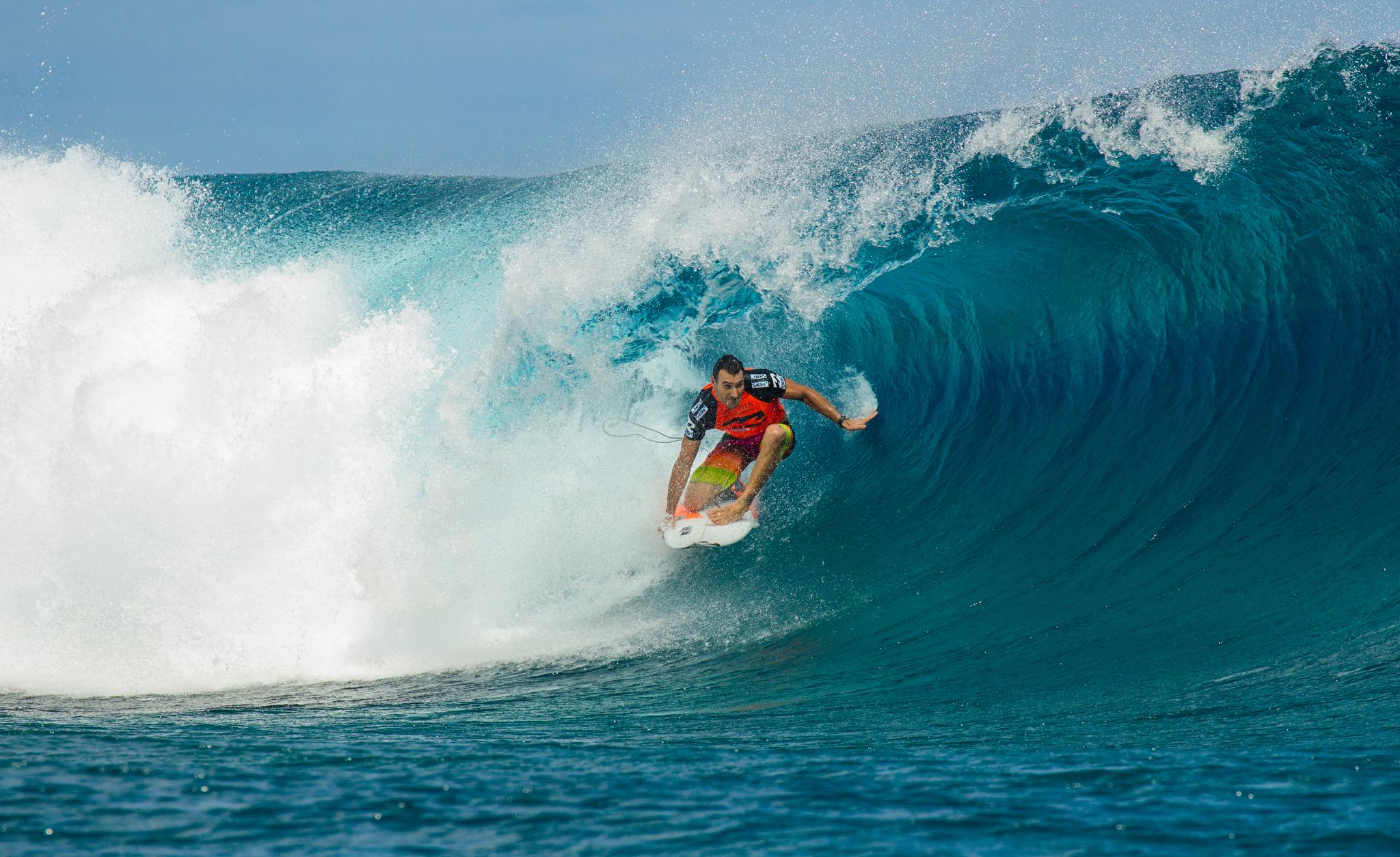 Joel Parkinson, Billabong Pro Tahiti