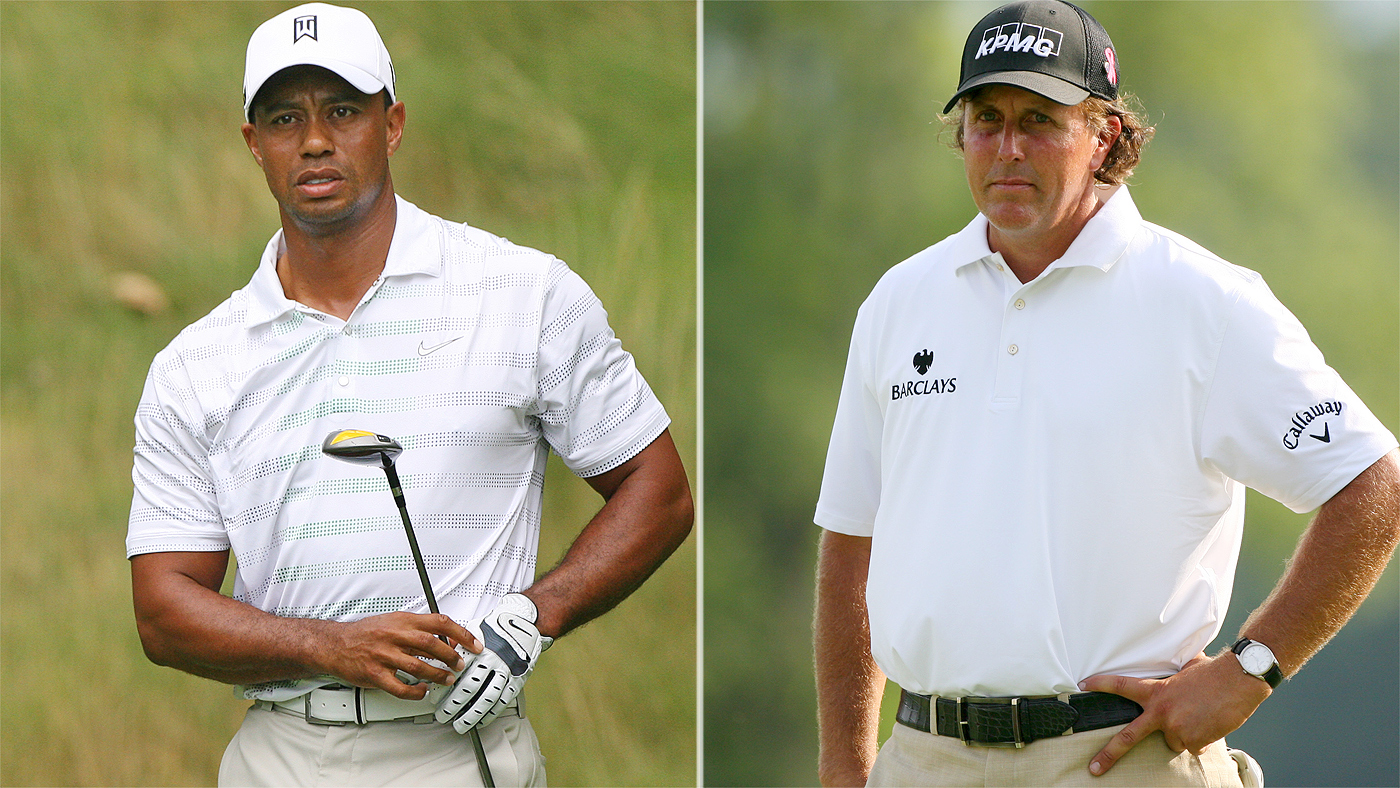 Tiger Woods & Phil Mickelson