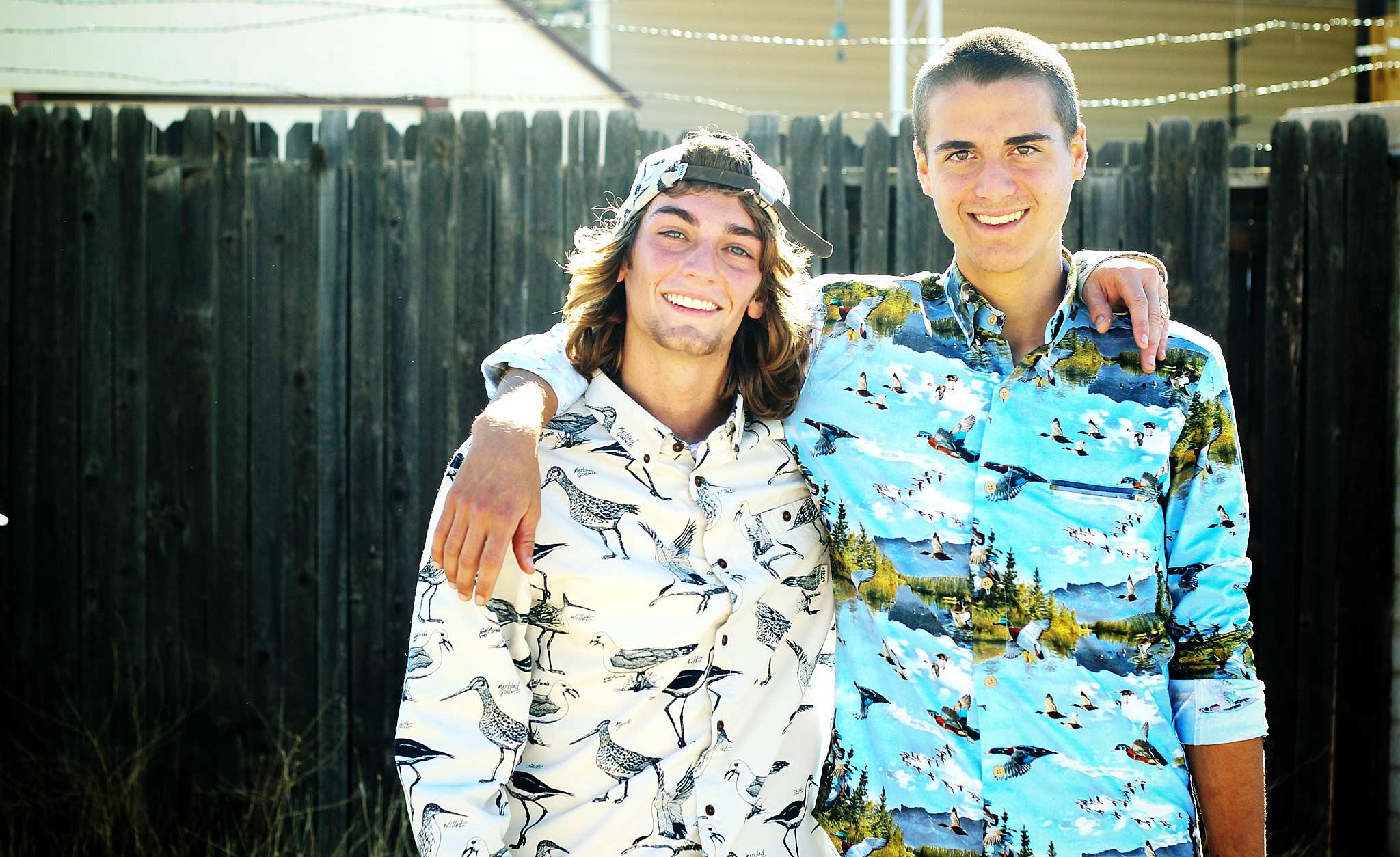 Andrew Lutheran and Blake Carpenter