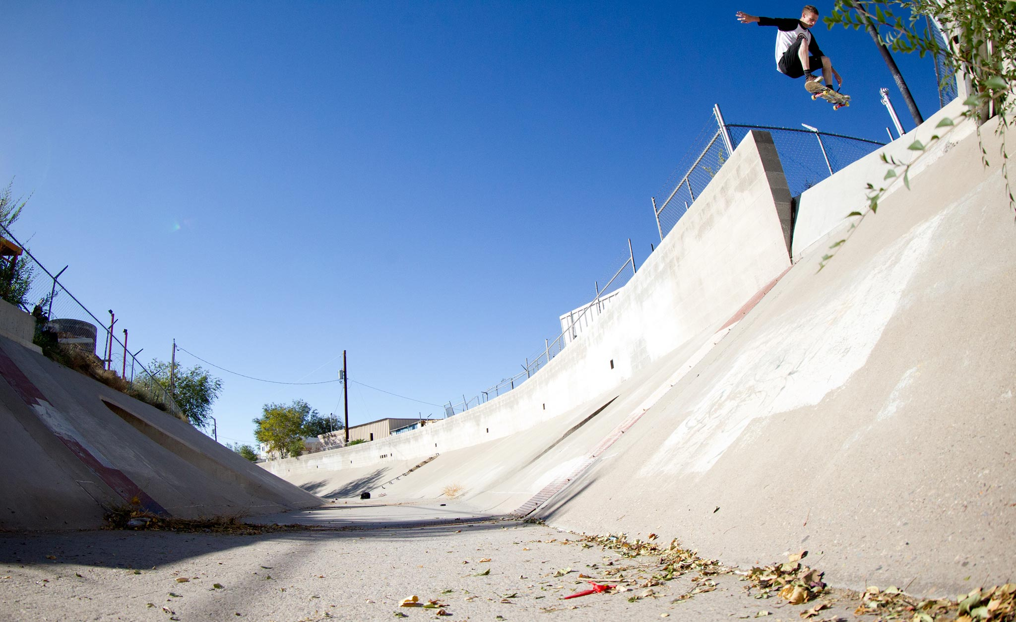 Travis Waller, Switch Ollie