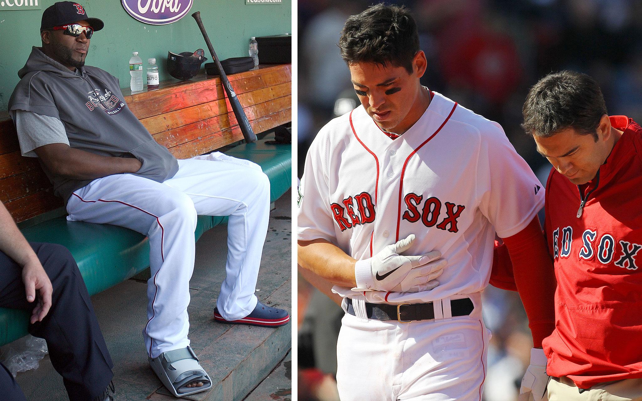 5. Injuries Help Sink Sox