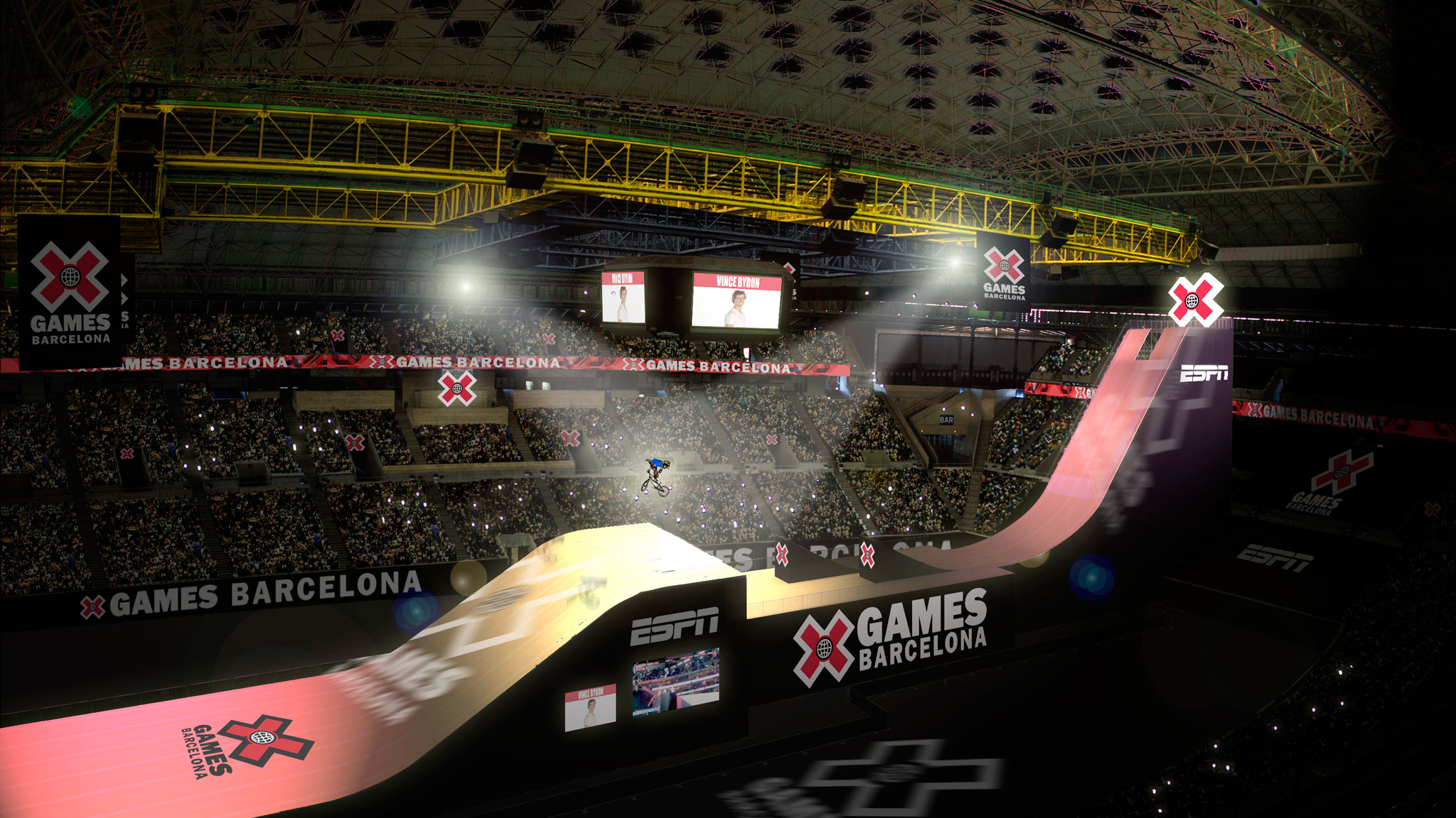 Big Air, X Games Barcelona