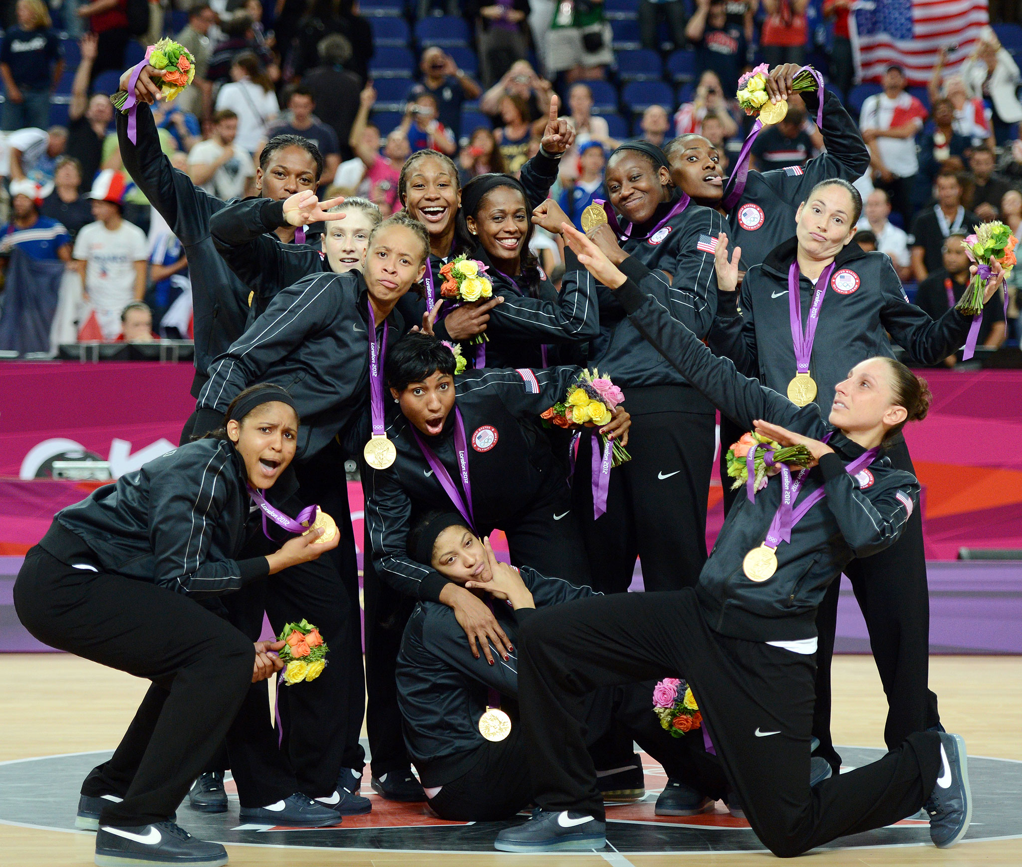 USA Womens Basketball