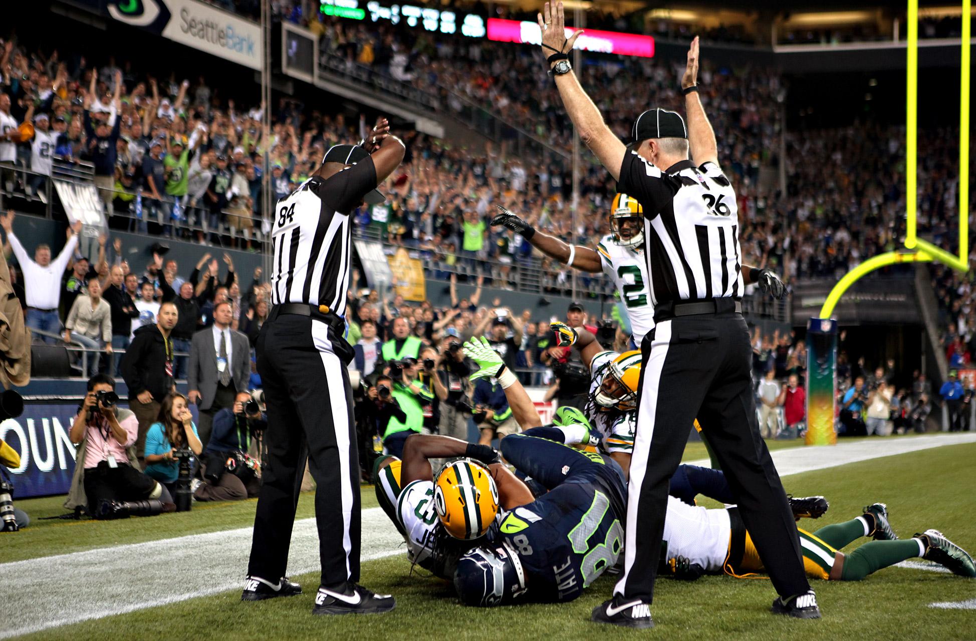 Golden Tate vs Seahawks