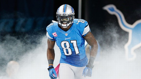 Calvin Johnson isn't just the NFL's best receiver; he's one of the league's best players.