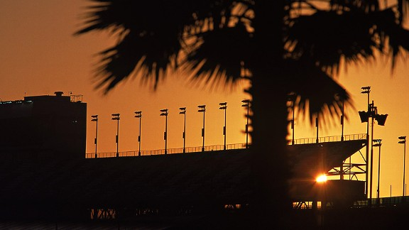 There are worse venues to kick-start a season than picturesque Daytona International Speedway.