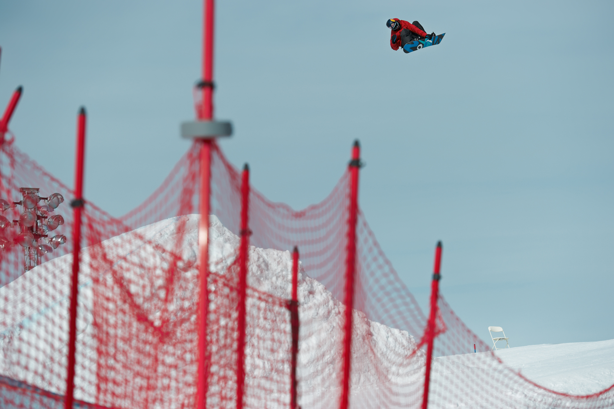 And then there's this guy. McMorris showed up as a rookie in 2011 and nabbed Slopestyle silver. Then he went off and became the first person to land a backside triple cork 1440, came back to the X Games in 2012 and won gold in both Slopestyle and Big Air. Can he do it again in 2013?