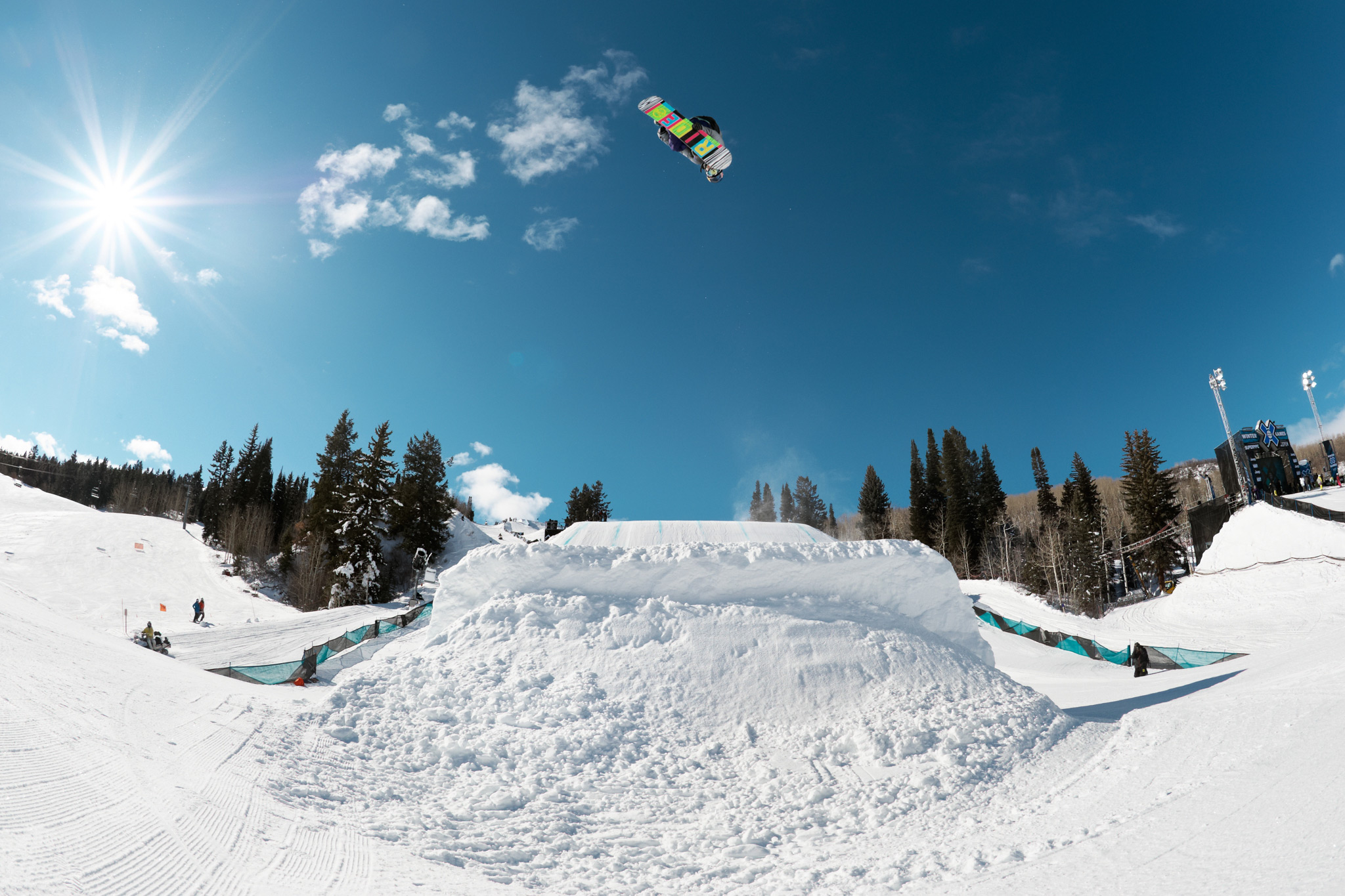 Seb Toots showed up to his first X Games in 2011 and became the second rookie in history to win Slopestyle gold. But before that, he posted the highest score ever recorded in a qualifying run. Don't count Toutant out for future gold. He really is just that good.