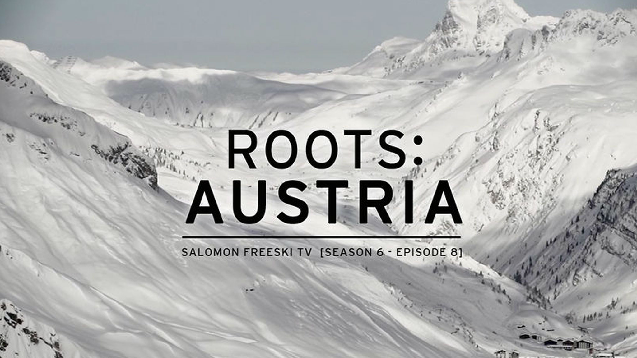 Salomon Freeski TV crew heads to Austria in the latest episode.