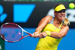 Angelique Kerber defeated Madison Keys 6-2, 7-5 on Friday to move into the fourth round of the Australian Open.