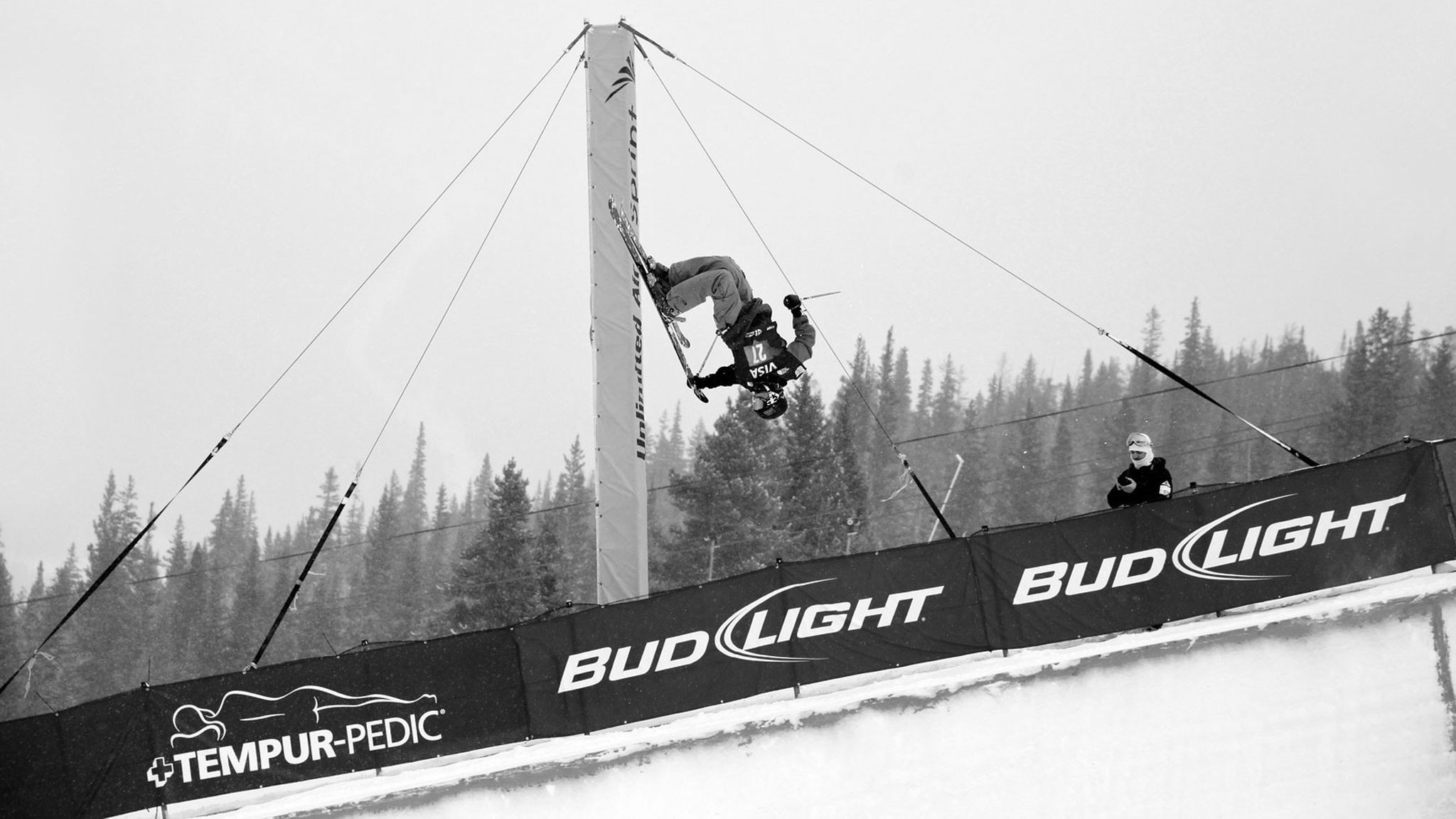 Aaron Blunck got second place at the recent U.S. Grand Prix.