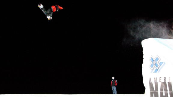 Mark McMorris will have his hands full defending against Shaun White in Men's Snowboard Slopestyle at X Games Aspen 2013.