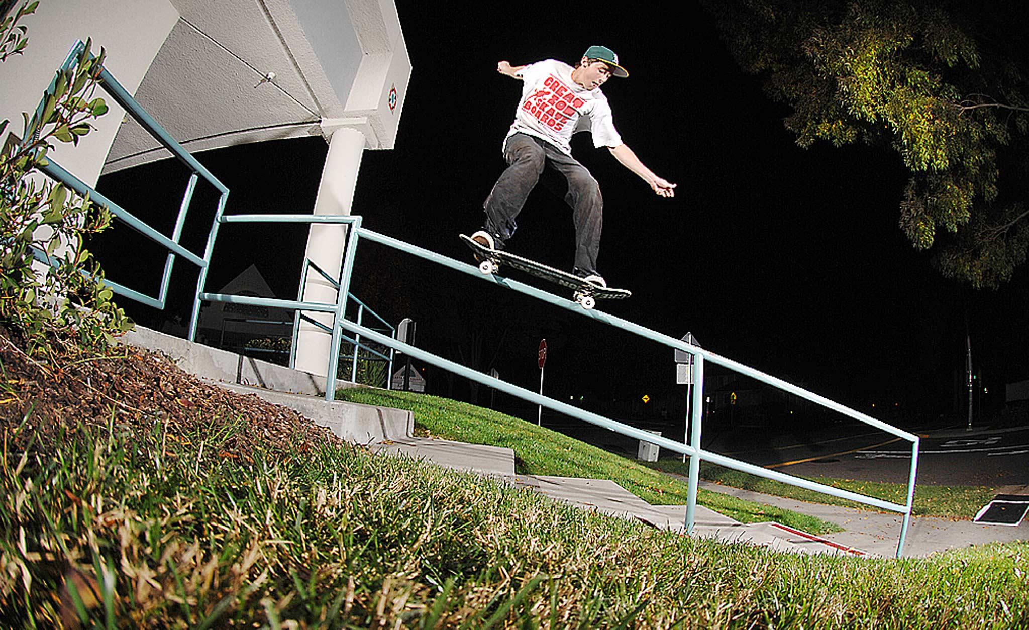 Sean Meeker, 50-50