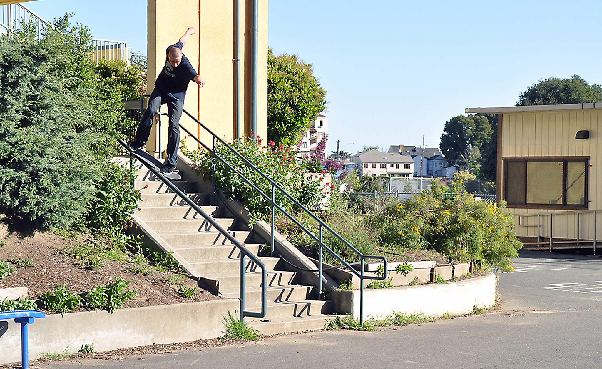 Sean Meeker, Smith Grind