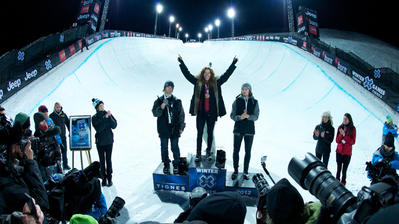Is one of the secrets to Shaun White's success his mental game?