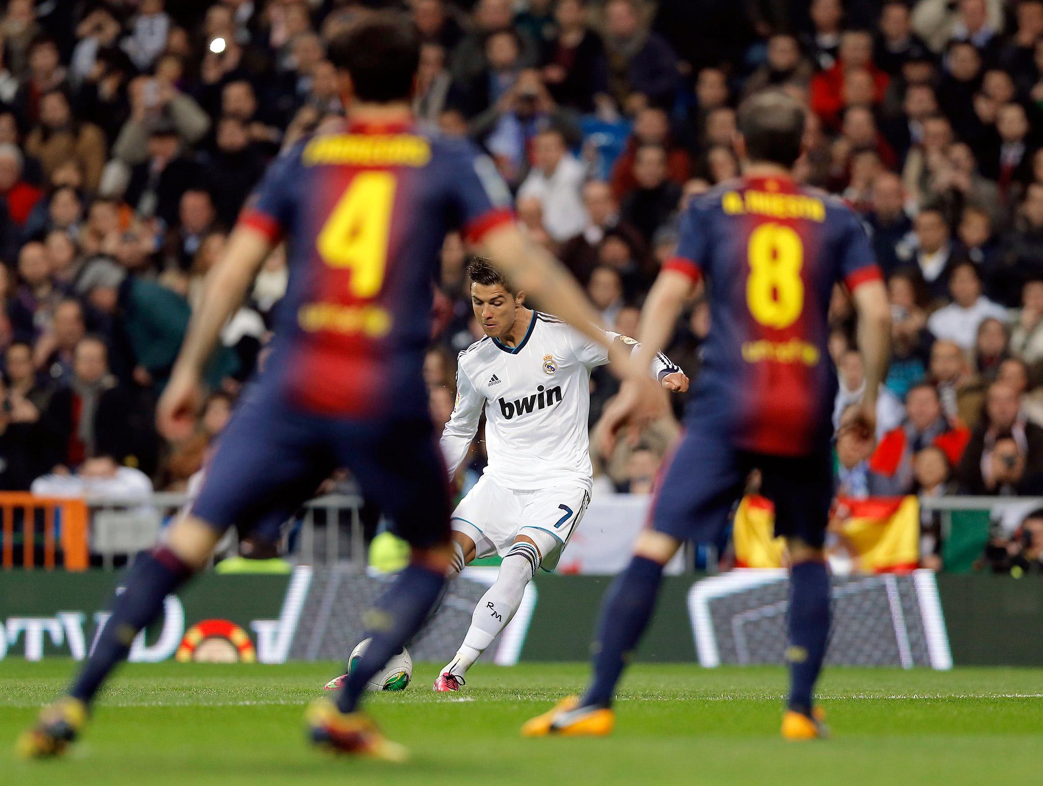 Ronaldo rollin'
