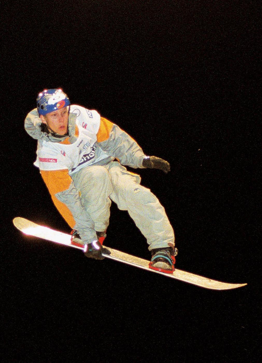December 2000, Seefeld brWinner: Stefan Gimpl