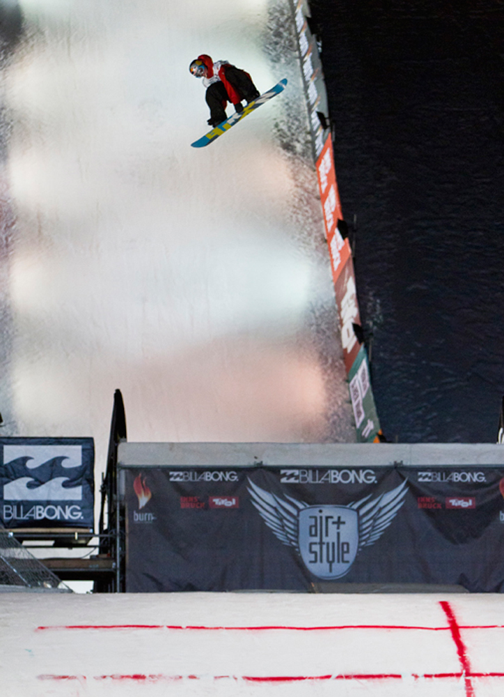 February 2011, Innsbruckbr Winner: Mark McMorris