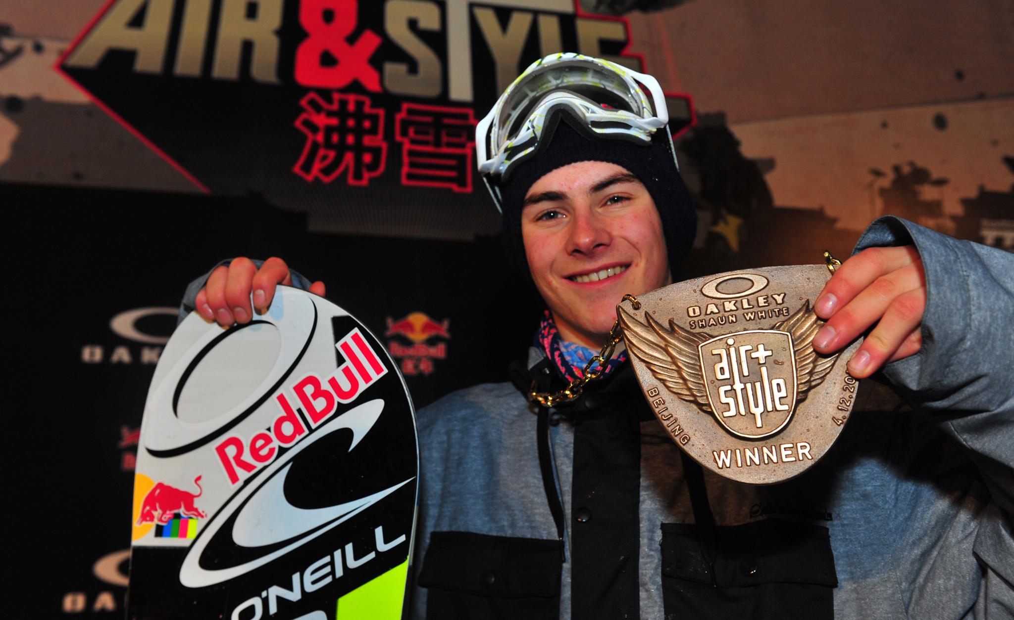 December 2010, Beijingbr Winner: Sebastien Toutant