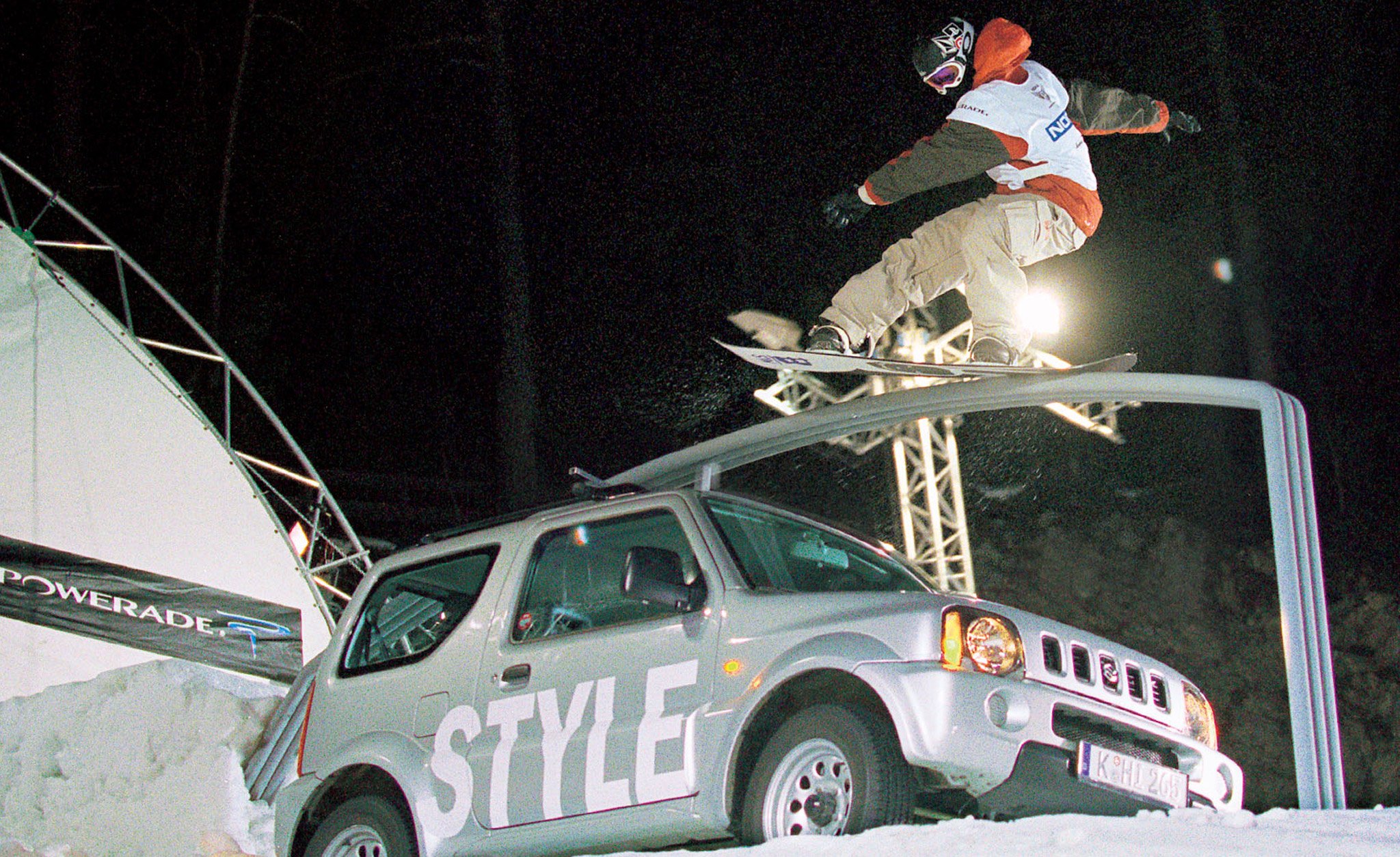 December 2004, Seefeld <br> Winner: Shaun White