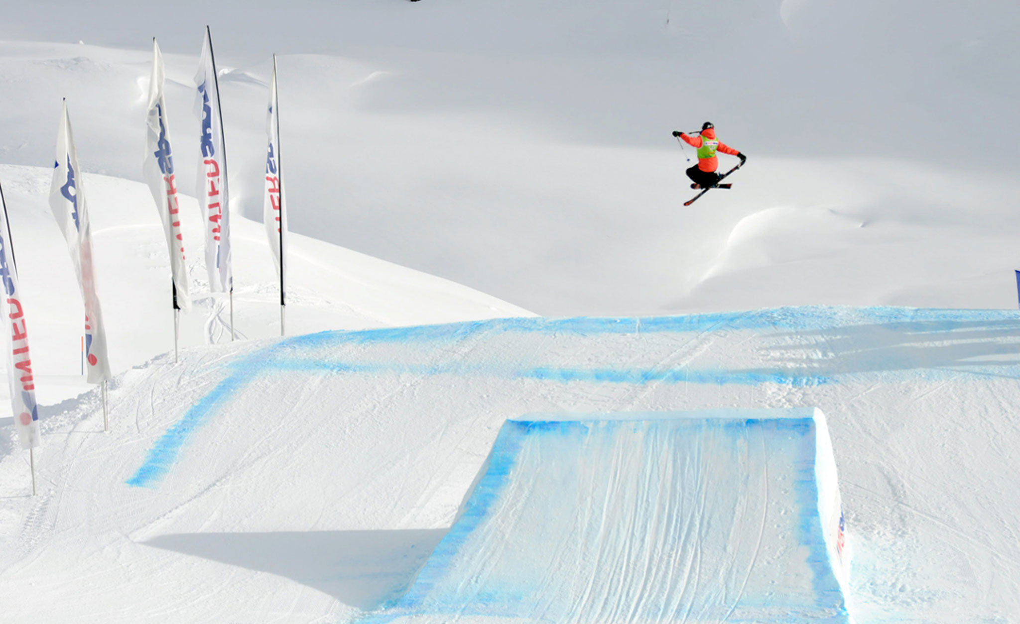 The Women's Slopestyle gold medalist from X Games Aspen, Tiril Sjaastad Christiansen, won again at a World Cup in Switzerland.