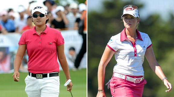 Yani Tseng won early, then lost her swagger in 2012; Paula Creamer has won just once in the past four years. It would be nice to see them recapture some magic in 2013.