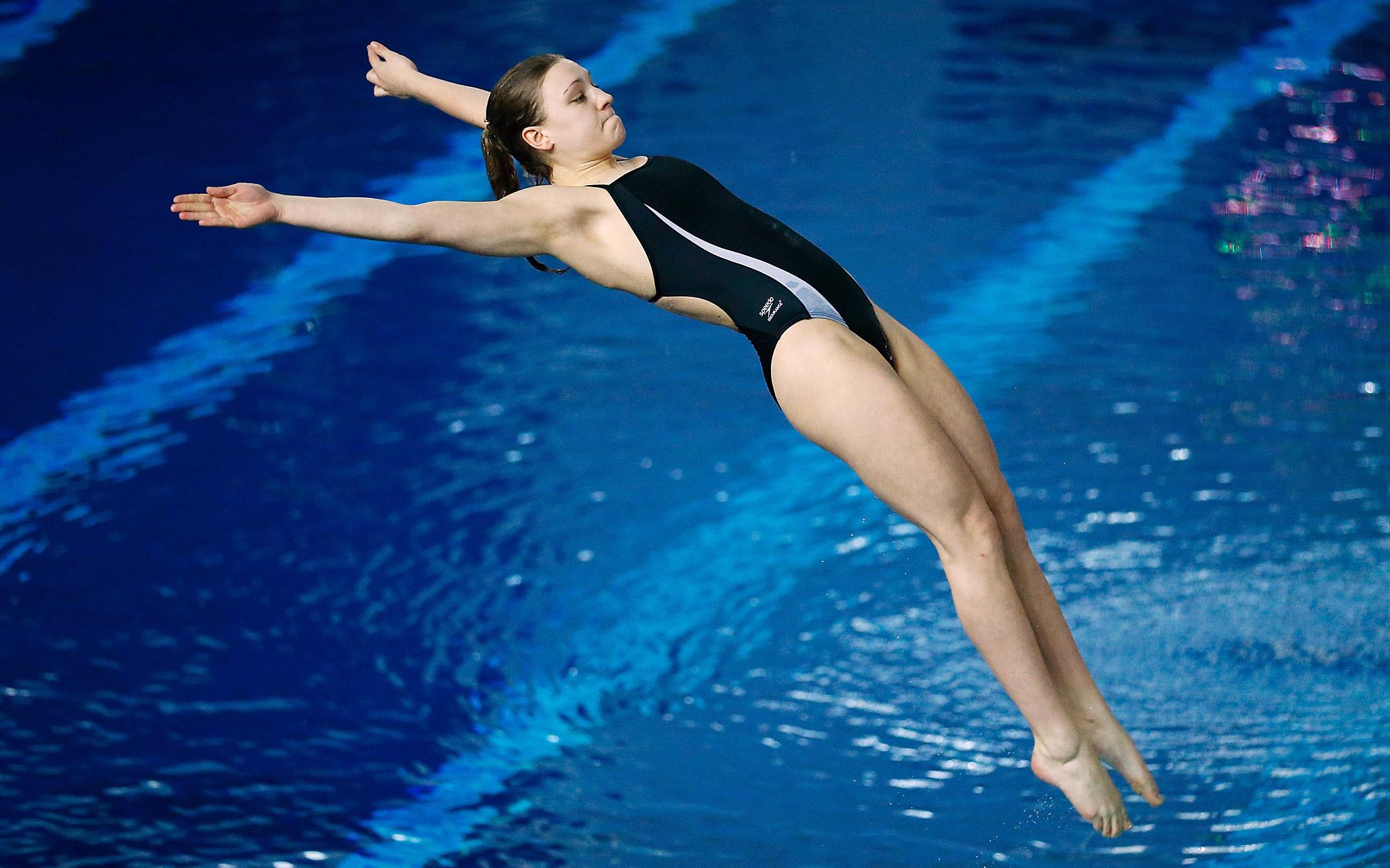 British Gas Diving Championships