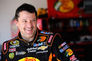 Three-time Sprint Cup champion Tony Stewart is 0-for-14 in the Great American Race.
