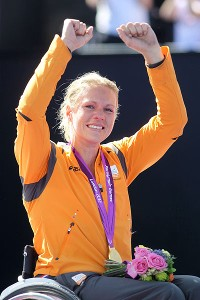 Esther Vergeer's retirement last weekend in Rotterdam leaves a huge hole in the sport that she helped build.