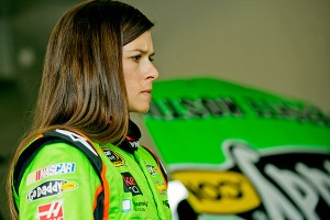 Will Danica Patrick be the first woman to win the pole at the Daytona 500? We'll find out Sunday.