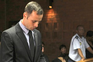 A bail hearing for Oscar Pistorius went into a second day Wednesday, with questions arising over testimony concerning a neighborhood witness and key evidence in the death of his girlfriend.