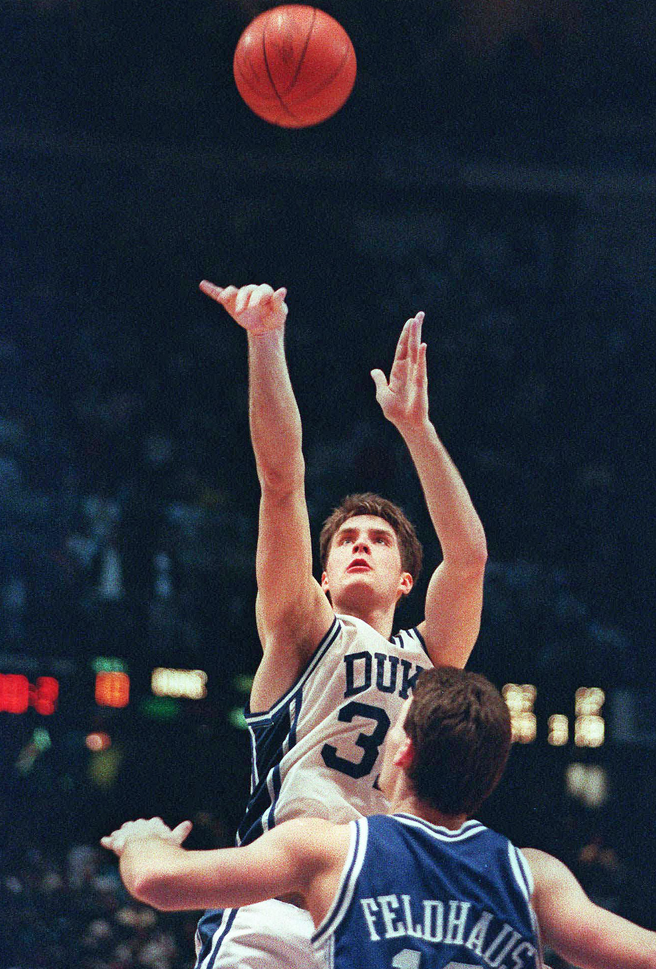 Christian Laettner Beats Kentucky