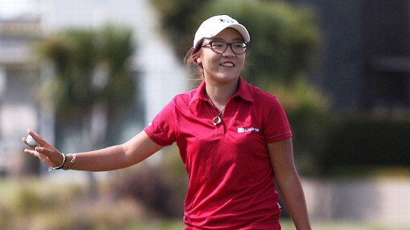 Entering the final round in Australia on Sunday tied for the lead, Lydia Ko fell back with a 76. Her coach said she might have had the jitters.
