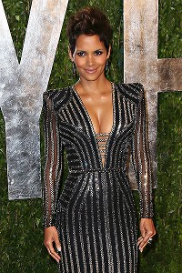 Ex-James Bond girl Halle Berry introduced the tribute to the 50-year-old franchise.