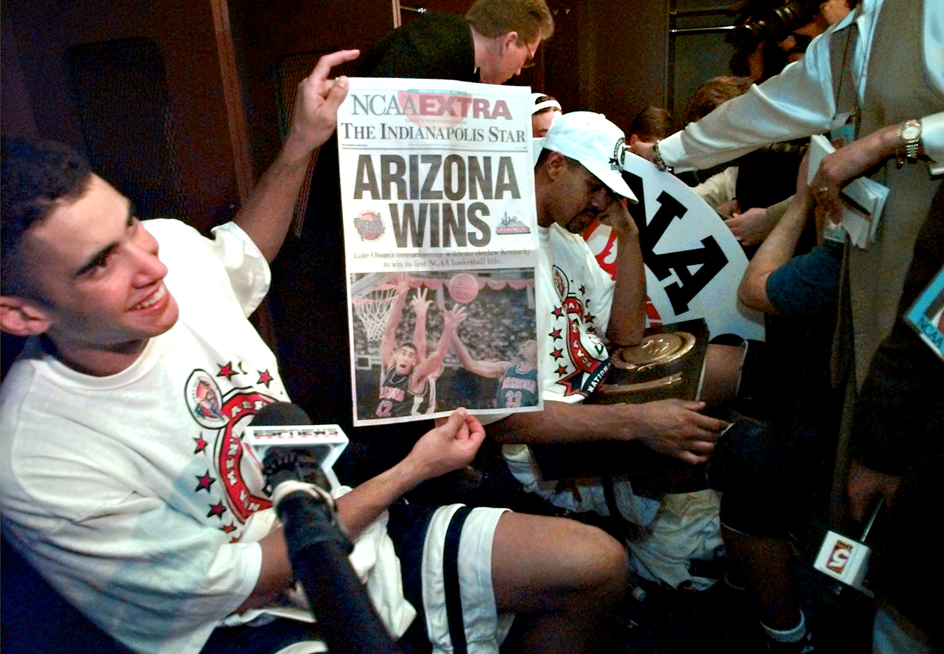 Arizona's Triumph