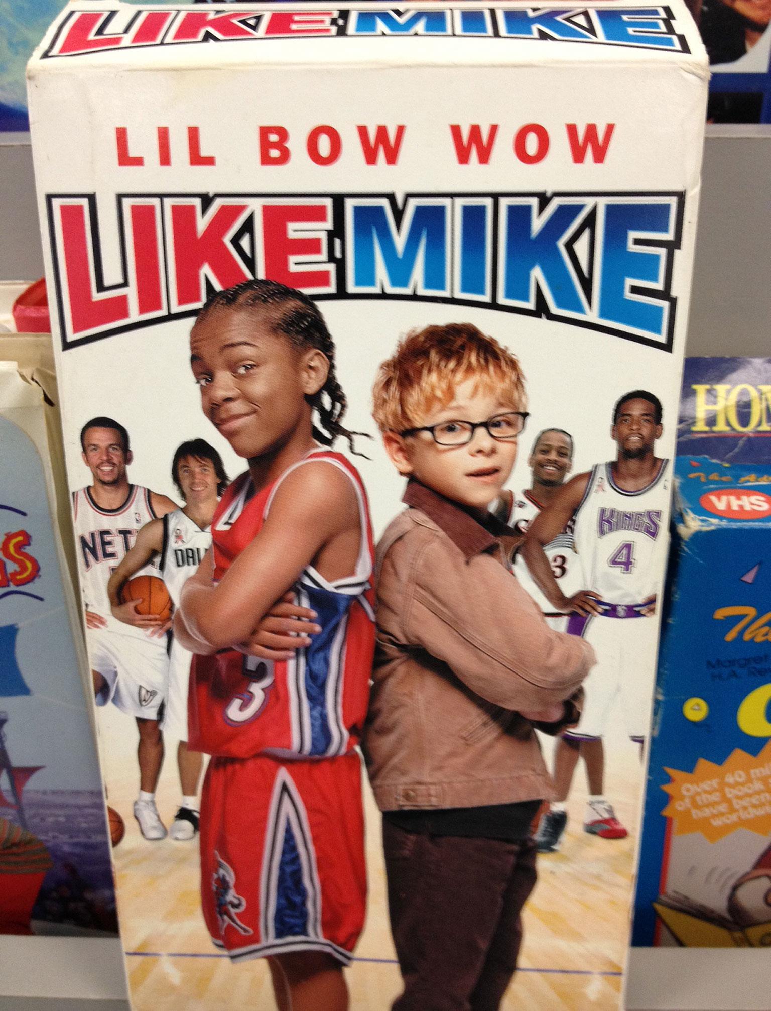 Like Mike: $1